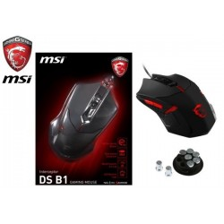 MOUSE GAMER MSI INTERCEPTOR DS B1 (USB)