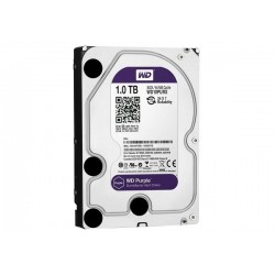 "(AGOTADO) HDD 1TB 3.5"" WESTERN DIGITAL PURPLE (WD10PURX)"