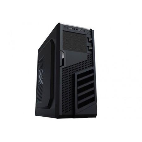 GABINETE 5906 BLACK S/FTE 2xFAN 120MM 2xUSB3.0