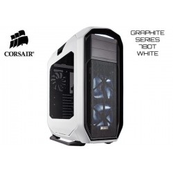 (AGOTADO) GABINETE CORSAIR GRAPHITE SERIES™ 780T FULL-TOWER PC (WHITE)