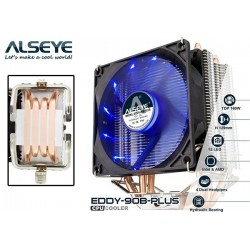 CPU COOLER ALSEYE EDDY-90B-PLUS