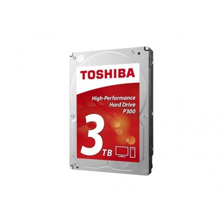 HDD 3TB 3.5'' TOSHIBA HDWD130UZSVA 64MB CACHE 7200RPM SATA 6G