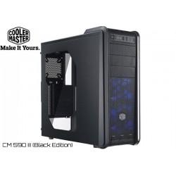 GABINETE COOLER MASTER CM 590 III (BLACK EDITION)