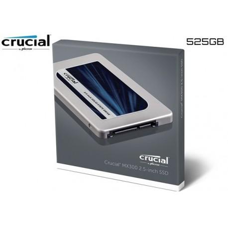525GB SSD CRUCIAL MX300 (CT525MX300SSD1)