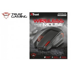 MOUSE TRUST GXT 130 WIRELESS GAMING