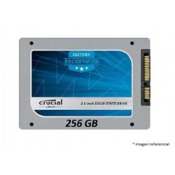 256GB SSD CRUCIAL MX110 (550MB LECTURA / 333MB ESCRITURA)