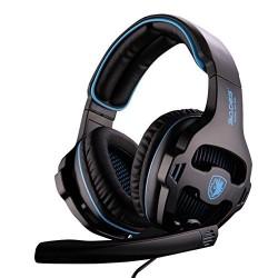 Auriculares Gamer Sades SA-810