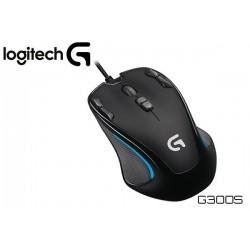 MOUSE GAMER LOGITECH G300S USB OPTICO