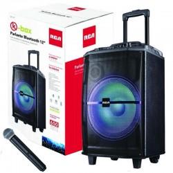 (AGOTADO) RCA Parlante Bluetooth 12'' K-box SP-L12
