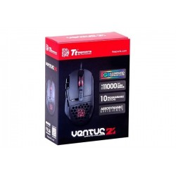 MOUSE GAMER TTSPORTS VENTUS Z (RGB ILLUMINATED)