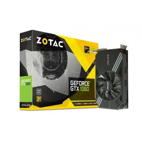 T.V. ZOTAC GEFORCE GTX 1060 3GB
