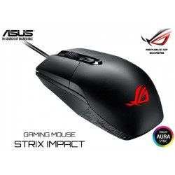 MOUSE GAMER ASUS ROG STRIX IMPACT 5000DPI (90MP00P0-B0UA00)