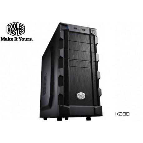 GABINETE COOLER MASTER K280 MIDTOWER (RC-K280-KKN1)