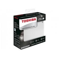 1TB EXTERNO USB3.0 TOSHIBA CANVIO PREMIUM (HDTW110XCMAA) PARA MAC