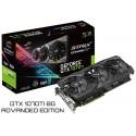 T.V. ASUS STRIX GEFORCE GTX 1070 TI 8G ADVANCED EDITION GAMING (ROG-STRIX-GTX1070TI-A8G-GAMING)