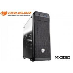 (AGOTADO) GABINETE COUGAR MX330 (ATX, S/FUENTE) (385NC10.0002)
