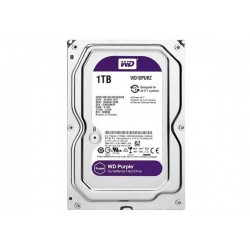 "HDD 1TB 3.5"" WESTERN DIGITAL PURPLE (WD10PURZ)"