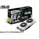T.V. ASUS DUAL GTX 1070 8GB OC (DUAL-GTX1070-O8G)