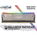 8GB DDR4 CRUCIAL BALLISTIX TACTICAL TRACER (BLT8G4D30BET4K) DIMM DDR4-3000)