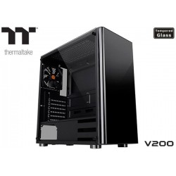 GABINETE THERMALTAKE V200 TG (TEMPERED GLASS)