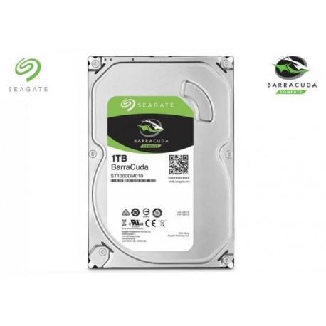 HDD 1TB 3.5'' SEAGATE BARRACUDA COMPUTE ST1000DM010