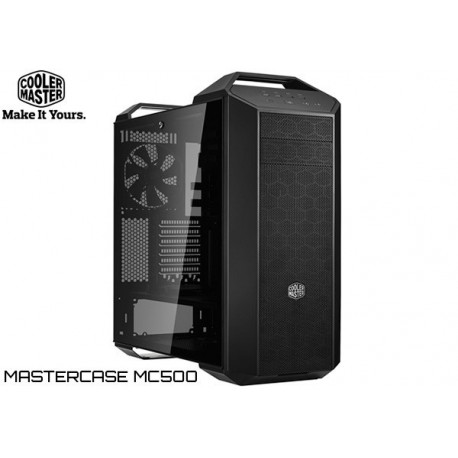 GABINETE COOLER MASTER MASTERCASE MC500 TG