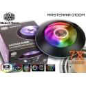 CPU COOLER COOLER MASTER MASTERAIR G100M RGB