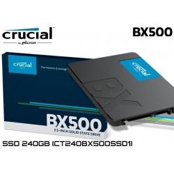 240GB SSD CRUCIAL BX500 (CT240BX500SSD1)