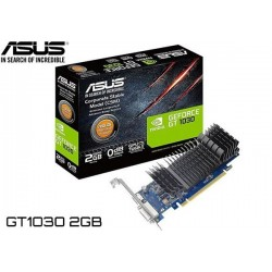 T.V. ASUS GEFORCE GT 1030 2GB GDDR5 (LOW PROFILE)