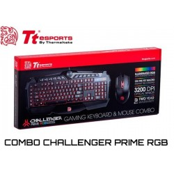 TTSPORTS COMBO CHALLENGER PRIME RGB (TECLADO+MOUSE)