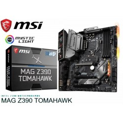 M.B. MSI  MAG Z390 TOMAHAWK (LGA1151)