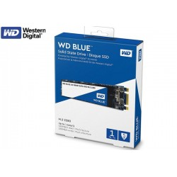 1TB SSD M.2 2280 WESTERN DIGITAL BLUE 3D NAND (WDS100T2B0B)