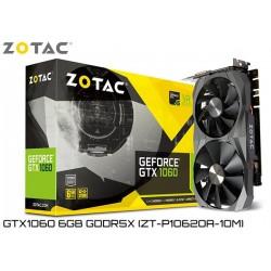 T.V. ZOTAC GEFORCE GTX1060 6GB GDDR5X ( ZT-P10620A-10M)