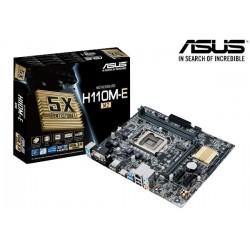 M.B. ASUS H110M-E/M.2 (LGA1151) 1xPCIe 16x, 1xM.2, 4xSATA3, 2xDDR4, (HDMI/VGA)