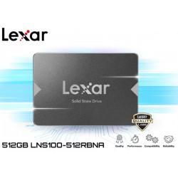 512GB SSD SATA3 2.5 LEXAR NS100 (LNS100-512RBNA)
