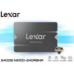240GB SSD SATA3 2.5 LEXAR NS100 (NS100-240RBNA)