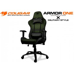 SILLA GAMER COUGAR ARMOR ONE X GAMING CHAIR