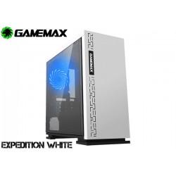 GABINETE GAMEMAX EXPEDITION H605 WHITE
