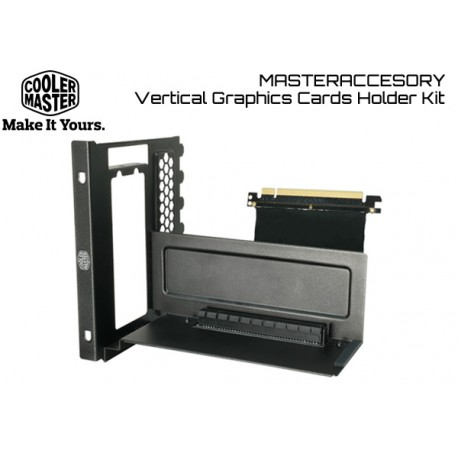 COOLER MASTER MASTERACCESORY VERTICAL GRAPHICS CARDS HOLDER KIT