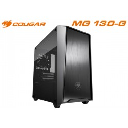 GABINETE COUGAR MG130-G TEMPERED GLASS (MATX, S/FUENTE) (385TM10.0002)