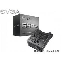 FUENTE DE PODER EVGA 650W (100-N1-0650-L1)