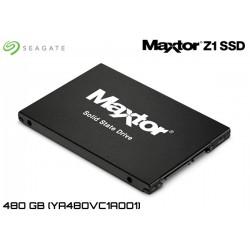 SSD 480GB 2.5'' SEAGATE MAXTOR Z1 (YA480VC1A001)
