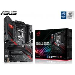 M.B. ASUS ROG STRIX B460-H GAMING (LGA1200) (Intel® Core ™ de 10a generación)