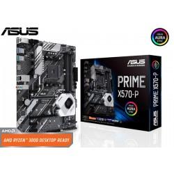 M.B. ASUS PRIME X570-P (AM4) DDR4 (RYZEN 3000)