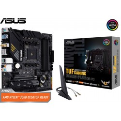 M.B. ASUS TUF GAMING B550M-PLUS (WIFI) (AM4) DDR4 (RYZEN 3000)