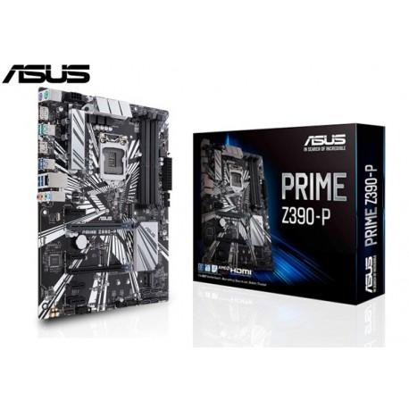 M.B. ASUS PRIME Z390-P (LGA1151)