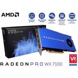 T.V. AMD RADEON PRO WX7100 4G GDDR5 (100-505826)