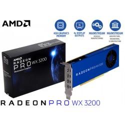 T.V. AMD RADEON PRO WX3200 4G GDDR5 (100-506115)