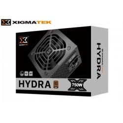 FUENTE DE PODER XIGMATEK HYDRA 750 (750W) 80 PLUS BRONZE