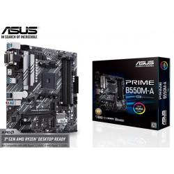 M.B. ASUS PRIME B550M-A/CSM (AM4) DDR4 (RYZEN 3000/5000)